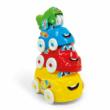 Baby járművek 4 db-os építőjáték – Clementoni