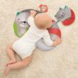 Clementoni Baby cica párna kicsinyével - Clementoni