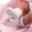 Llorens: Nica újszülött lány baba babapléddel