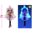 L.O.L. Surprise OMG Dance Doll táncos babák - Miss Royale