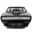 Halálos iramban: Dom's Dodge Charger Daytona autómodell 1/24 - Simba Toys