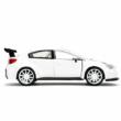 Halálos iramban: Mr. Little Nobody', s Subaru Impreza WRX STI autómodell 1/24 - Simba Toys