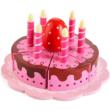 Molto: Fa születésnapi torta játékszett