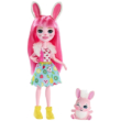 Enchantimals: Bree bunny és Twist játékfigurák