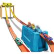 Hot Wheels: Track builder többsávos gravitációs játékszett