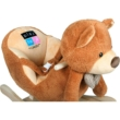 PlayTo: Hintajáték dallammal barna maci