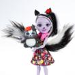 Enchantimals SAge Skunk és Caper játékfigurák