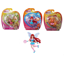 Winx Believix Action Dolls 10cm
