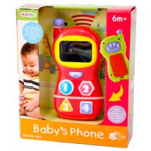 Playgo: Kétoldalú bébi mobiltelefon