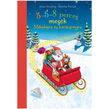 3-5-8 perces mesék Mikulásra és karácsonyra mesekönyv