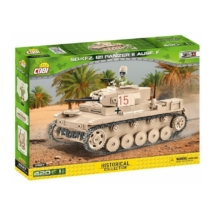 COBI 2527 - II WW 121 Panzer II Ausf. F