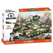 COBI 3040 - WORLD OF TANK - IS-7 GRANITE