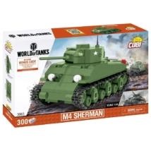 COBI 3063 - Amerikai SHERMAN M4