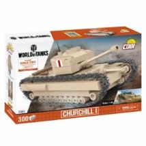 COBI 3064 - Brit tank CHURCHILL I