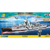 COBI 4822 - WW II Cruiser Prinz Eugen LIMITED EDITION