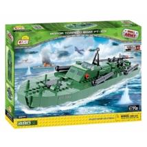 COBI 2377 - World War II Torpedo Boat PT-109