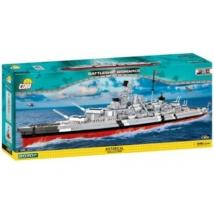 COBI 4819 - WW II Bismarck csatahajó
