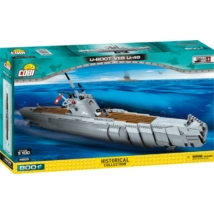 COBI 4805 - World War II U-48 VII/B tengeralattjáró