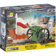 COBI 2979 - Great War 75 mm Ágyú 1897