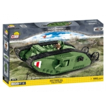 COBI 2972 - Small Army World War I MARK 1 harckocsi