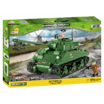 COBI 2515 - Small Army World War II Sherman Firefly