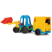Kid Cars Buggy utánfutóval – Wader