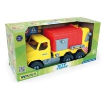 City Truck kukás teherautó – Wader