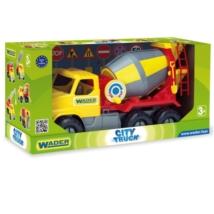 City Truck betonkeverő teherautó – Wader