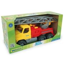 City Truck létrás tűzoltó teherautó – Wader