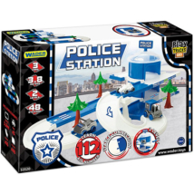 Rendőrállomás pályaszett 3,8m – Wader