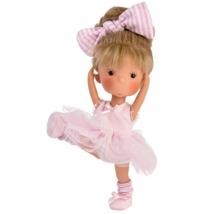Llorens: Miss Minis Ballerina baba 26cm-es