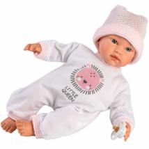 Llorens: Cuquita síró kislány baba 30 cm (30010)