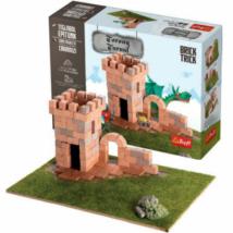 Torony építő játék téglával és dekorelemekkel – Trefl