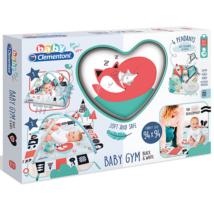 Baby játszószőnyeg kiegészítőkkel 94×94 cm – Clementoni