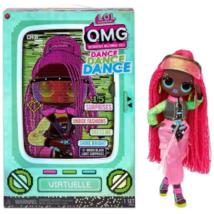 L.O.L. Surprise OMG Dance Doll táncos babák - Virtuelle