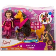 Szilaj: Zabolátlanok - Lucky &, Szilaj Karneváli mulatság játékszett