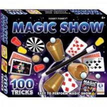 Magic Show bűvészdoboz - 100 trükkel