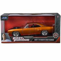 Halálos iramban: RC Dom', s Dodge Charger R/T távirányítós autó 1/24 - Simba Toys