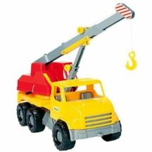 City Truck darus teherautó – Wader