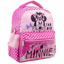 Minnie egér Fab Duo ovis hátizsák 27x10x31cm