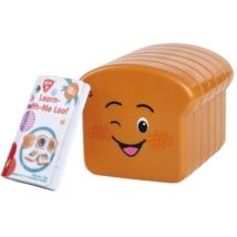 Playgo: Vidám készségfejlesztő kenyérszeletek