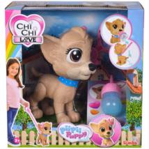 ChiChi Love Pii Pii Puppy pisilő kutya kiegészítőkkel