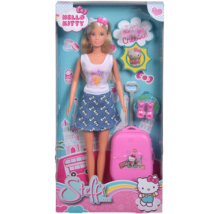 Steffi Love: Hello Kitty utazó baba