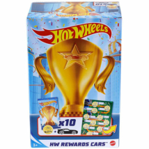 Hot Wheels: Bajnokok készlete meglepetéscsomag szett
