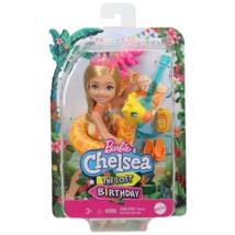 Barbie &, Chelsea: Az elveszett születésnap Chelsea baba zsiráfos úszógumival