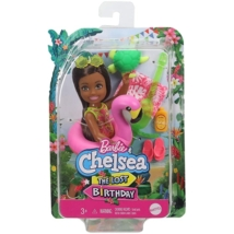 Barbie &, Chelsea: Az elveszett születésnap Chelsea baba flamingós úszógumival