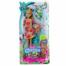 Barbie: Az elveszett szülinap Stacie baba kutyakölyökkel