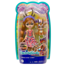 Enchantimals: Gabriela Gazelle &, Spotter figura szett