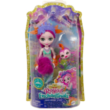 Enchantimals: Maura Mermaid &, Glide figura szett