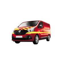 Renault Trafic tűzoltó kisautó 1/43